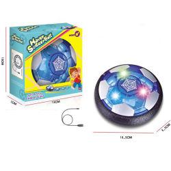 LED 라이트 볼 완구 에어 파워 볼은 축구 공을 호버링합니다 게임 장난감