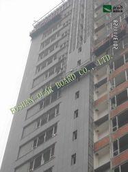 Scheda in fibra di cemento colorata impermeabile per parete esterna