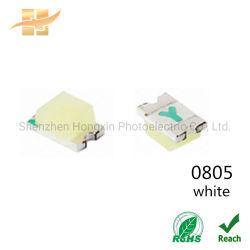 Moduli bianchi del chip SMD LED di SMD LED 0805 43775-100000K LED
