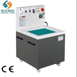 Machine van de Behandeling van het roestvrij staal de Magnetische Malende Deburring Oppoetsende