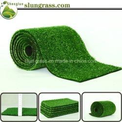 10 مم بلاستيك تركيبي Turf 15 مم مرج سجبي صناعي عشب صناعي لمدة إمداد مصنع الحديقة/المناظر الطبيعية