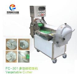 Doppelt-Kopf Gemüsespinat-Scherblock-Maschine, Kohl-Schneidmaschine-Maschine