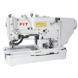 고속 직접 구동 재봉틀 박음질 똑바른 단추 구멍 재봉틀 (FIT781D)