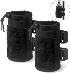 Universal Portavasos multifunción impermeable bolsa de herramientas Carrito Teléfono bicicleta bicicleta silla de ruedas Accesorios de coche Portabotellines