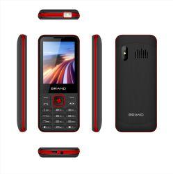 Heet verkoop 2g Telefoon van China Mobile van de Telefoon van de Staaf van de Batterij van de Mobilofoon 2.8inch de Grote Originele Basis