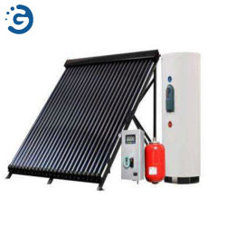Usine directement la salle de bains chauffe-eau solaire chauffe-eau de réservoir de pression 50L-800L