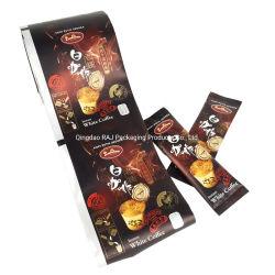 Custom пищевой пластиковой упаковки саше из алюминиевой фольги ламината рулон пленки для кофе /Photo мешок для стружки