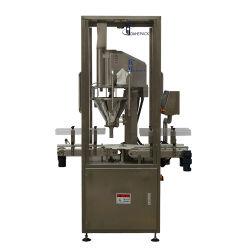 ハーブ粉ミルクカルシウム粉体充填機オーガーフィラー
