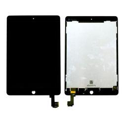 La réparation de l'iPad 2 de l'air cassé l'écran LCD Foxconn OEM pour l'iPad 2 de l'air affichage LCD et écran tactile blanc du numériseur