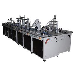 Sistema de treinamento educacional de MPS mecatrônica equipamentos didáticos Sistema Produto Modular