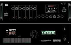 Amplificador para carro DC AC 12V 24V do amplificador de potência PA 36V Amplifier