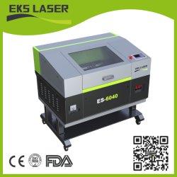 Es-6040 de l'acrylique bois Caoutchouc Cuir CNC Machine de découpe de CO2