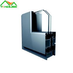 Alumínio corrediça Roda de bens móveis parede divisória perfil de alumínio