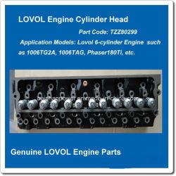 11 лет Lovol деталей двигателя в головке блока цилиндров в сборе Tzz80221 двигатель 1003G 1006tag Tzz80299