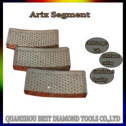 24X4X112mm Arix 콘크리트 석재 Hilti Cobalt 핸드헬드 전기 다이아몬드 코어 드릴 비트 세그먼트