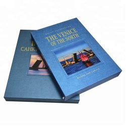 Индивидуальные прозрачные Полноцветный мелованная бумага печать фото книги Гуандун