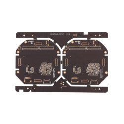 Scheda a circuito stampato scheda a circuito stampato scheda a circuito stampato multistrato da 10 l. Scheda OSP per circuito stampato