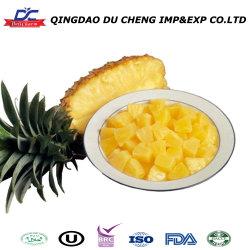 Snack saludable fruta congelada Liofilizado piña fruta seca Snack Liofilizado