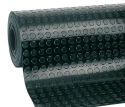 工場供給のCustomeizedサイズおよびカラー円のスタッドの産業ゴム製シート