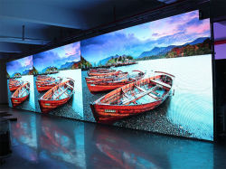 Electrónica al aire libre Centro Comercial de la pantalla LED de publicidad