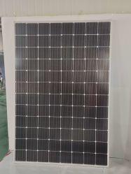 166mmの太陽電池590Wのモノラル太陽電池パネルの高い発電Solar Energyシステム使用