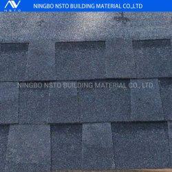 Bardeaux d'asphalte coloré le matériau de couverture tuile de toit