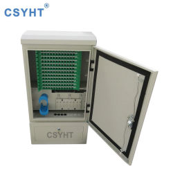 Fibre optique 144 Fo Connexion transversale Cabinet Outdoor