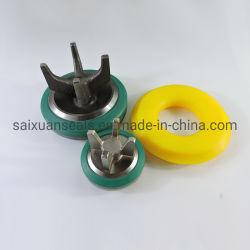 Joint en polyuréthane soupape d'anneau de caoutchouc pour pompe de boue Triplex/joint de soupape en polyuréthane Petroleum & joints de l'industrie du gaz naturel