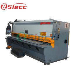 QC12K 4X2500 стальной пластины фрезы / гидравлический дальнего света поворотного механизма срезания машины