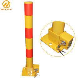 Rabattre la voiture de sécurité du véhicule du frein de stationnement barrière de sécurité Parking Bollard Post
