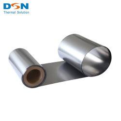 Flexible haute conductivité thermique élargi feuille de graphite naturel