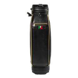 3 Farben-Qualität PU-Golf-Standplatz-Beutel