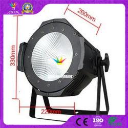 Stage Disco 200W DMX RGB COB LED PAR CAN Light