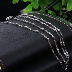 Корпус из нержавеющей стали мода украшения цепочка цепь с плоским экраном с шаровым шарниром