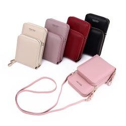 Hot Selling Multifunctional Large Capacity Crossbody Tassen Women′ S Fashion Veelzijdige Koreaanse telefoontas