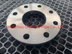 De Normen ASTM die van DIN JIS Klasse 150 de Blinde Flens Cdfl106 gieten van de Dimensies van de Test Pn16 Pn20 van de Montage van de Pijp van het Roestvrij staal