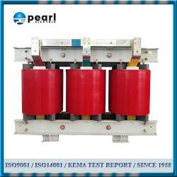 Trasformatore di potenza in resina pressofusa autoestinguente tipo secco per interni 4500 kVA