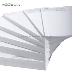 Professional PVC 폼 시트 / 8 * 4ft PVC 우드 플라스틱 폼 보드