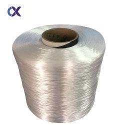 Super haute ténacité faible rétrécissement filés de polyester pour la construction de tissu tissu/filtre