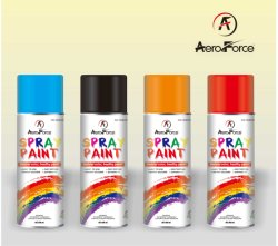 Todos los efectos de acrílico de secado rápido al por mayor de Aerosol Alta temperatura de color cromo plateado metálico Efecto de la pintura de aerosol