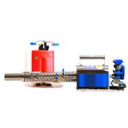 Bons preços 900W desinfectante Fogger Térmica Portable tornando Pulse para máquina de nevoeiro do pulverizador de fumaça de fumigação