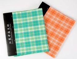 Zmyd 1156 30LC*21 L/C coton toile de lin textile lin Multi Motif à carreaux