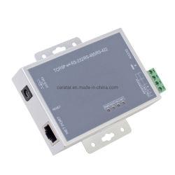 تحويل محول محول خادم RS232 RS485 RS422 إلى Ethernet دعم بروتوكول TCP/IP/Telnet/Modbus