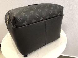 블랙 컬러 더블 숄더 백 대형 브랜드 여행 가방 쇼백백