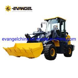 XCMG 1.6ton Minirad-Ladevorrichtung Lw160kv für Verkauf