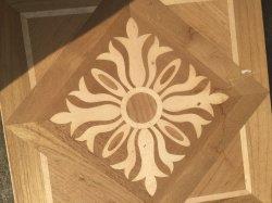 Дизайн паркет европейского клена из тикового дерева Пол Деревообрабатывающих Версаль квадратных шаблон паркетные плитки