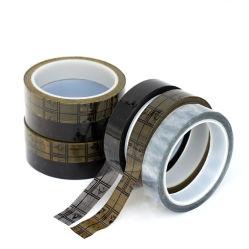 Grade de amarelo claro Anti-Static fita adesiva para produtos eletrônicos proteção antiestática