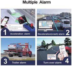 4G LTE & M1 OBDII GPS Tracker Echtzeit-Auto Ferndiagnosefunktion für GSM GPRS-Gerät (TK428-KH)