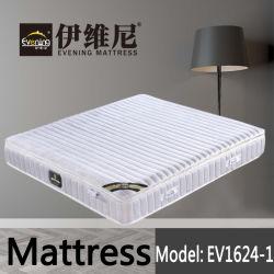 De wasbare Matras van het Bed van het Latex van de Lente van de Zak van het Hotel van het Hoofdkussen Hoogste