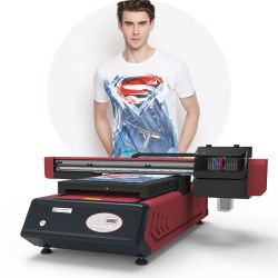 Digital-Textilshirt-Maschine DTG-Sublimation-Drucken-Maschine